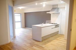 マンションや戸建(浴室・浴槽・外壁・ベランダ・台所等)のリフォーム・リノベーションの流れ
